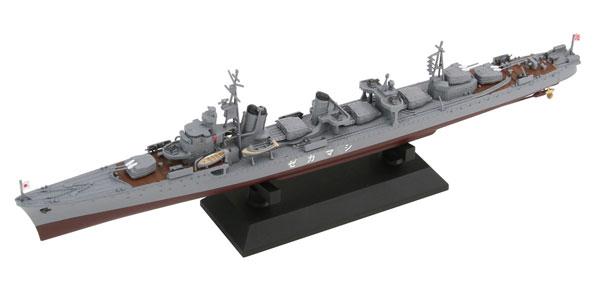 1/700 スカイウェーブシリーズ 日本海軍 駆逐艦 島風 最終時 プラモデル(再販)[ピットロード]《07月予約》