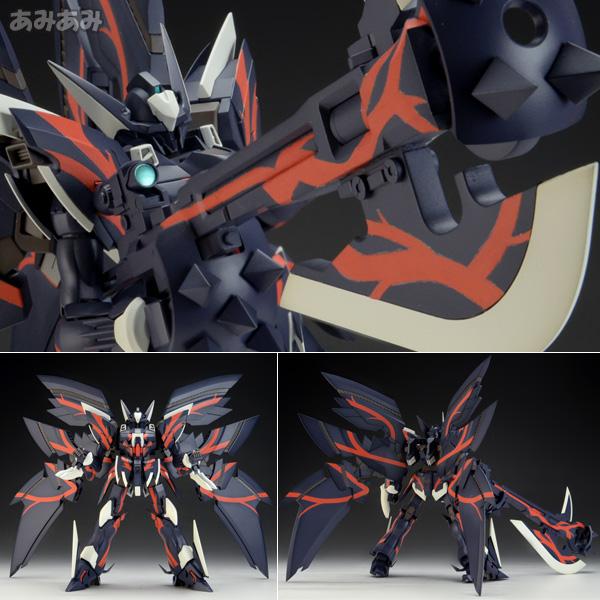 S.R.G-S スーパーロボット大戦OG ORIGINAL GENERATIONS ガリルナガン 1/144 プラモデル