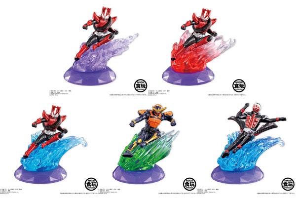 仮面ライダー サモンライド! SGライドフィギュア 6個入りBOX(食玩)[バンダイ]《在庫切れ》