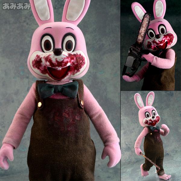 リアルアクションヒーローズ No.693 RAH SILENT HILL 3 Robbie the Rabbit[メディコム・トイ]《発売済・在庫品》