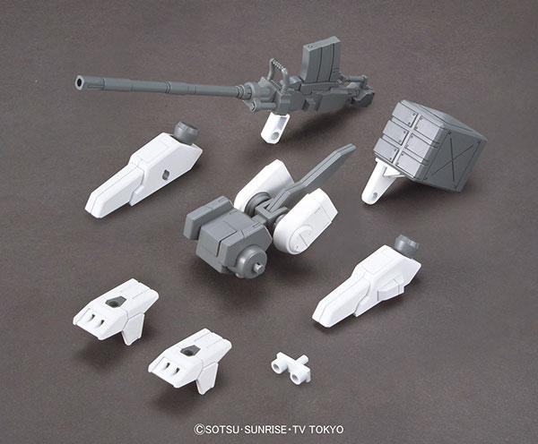 HGBC 1/144 Ez-ARMS プラモデル(再販)[バンダイ]《発売済・在庫品》