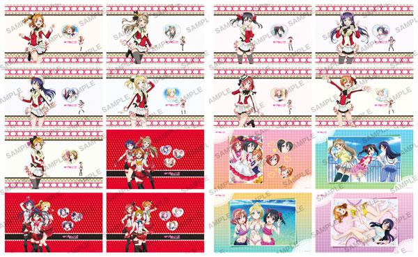 ラブライブ! ストーンペーパーブックカバーコレクション Vol.2 8パック入りBOX(再販)[KADOKAWA]《取り寄せ※暫定》