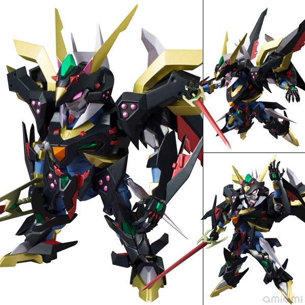 ヴァリアブルアクション D-SPEC 「スーパーロボット大戦Z」 シュロウガ