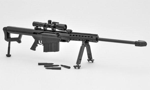 Little Armory LA011 M82A1 Type Plastic Model Pre order LA011 M82A1タイプScale Figure
