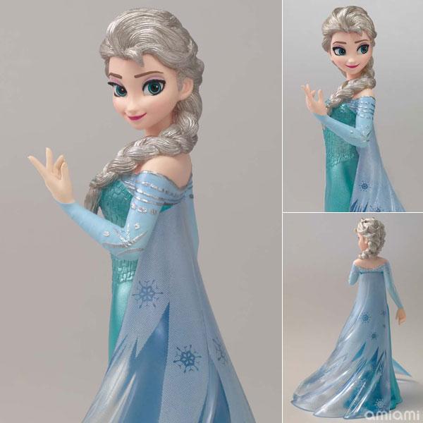 フィギュアーツZERO エルサ 『アナと雪の女王』[バンダイ]【送料無料】《発売済・在庫品》