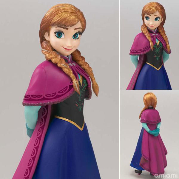 フィギュアーツZERO アナ 『アナと雪の女王』[バンダイ]《在庫切れ》