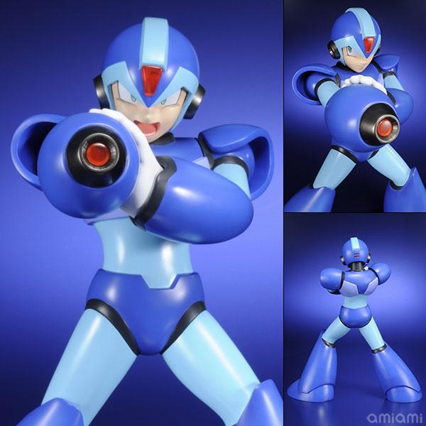 ロックマンX 懐かしい!「ロックマンX」、全長40cmのフィギュアが発売決定!その価格は1万以下!!