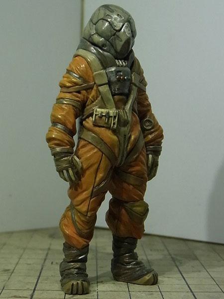 マシーネンクリーガー Ma.K.008 ロボットバトルV MK44H パイロットフィギュア 1/20 組立キット(再販)[LOVE LOVE GARDEN]《在庫切れ》