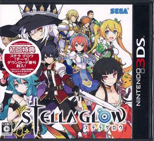 3DS STELLA GLOW(初回特典:ステラ グロウ「テーマ」ダウンロード番号 付)[セガ]《在庫切れ》