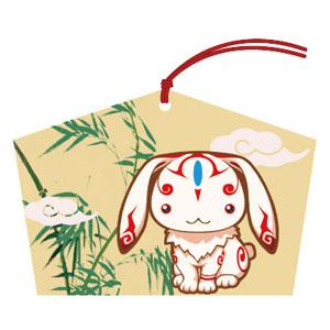 刀剣乱舞-ONLINE- 絵馬 竹[ホビーストック]《在庫切れ》