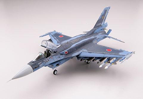 技MIX 航空機シリーズ AC409 1/144 仮想航空自衛隊 F-2A改 第6飛行隊(築城)[トミーテック]《取り寄せ※暫定》