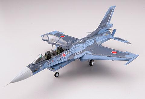 技MIX 航空機シリーズ AC410 1/144 航空自衛隊 F-2B 第3飛行隊(三沢)[トミーテック]《発売済・在庫品》
