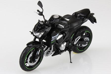 Complete Motorcycle Model Kawasaki Z800 Black Preorder Kawasaki Z800Accessory