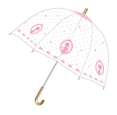 [New Merch] Sailor Moon Vinyl Umbrellas GOODS-00031493