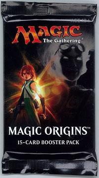 マジック:ザ・ギャザリング マジック・オリジン ブースターパック(英語版) パック[Wizards of the Coast]《在庫切れ》