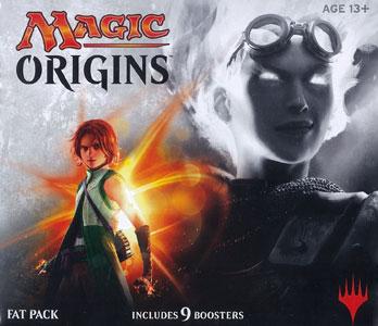 マジック:ザ・ギャザリング マジック・オリジン ファットパック(英語のみ)[Wizards of the Coast]《在庫切れ》