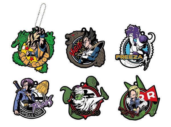 イメージングラバーコレクション 『ドラゴンボールZ』 6個入りBOX[メガハウス]《在庫切れ》