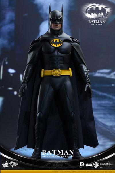 ムービー・マスターピース バットマン リターンズ 1/6スケールフィギュア バットマン[ホットトイズ]【送料無料】《在庫切れ》