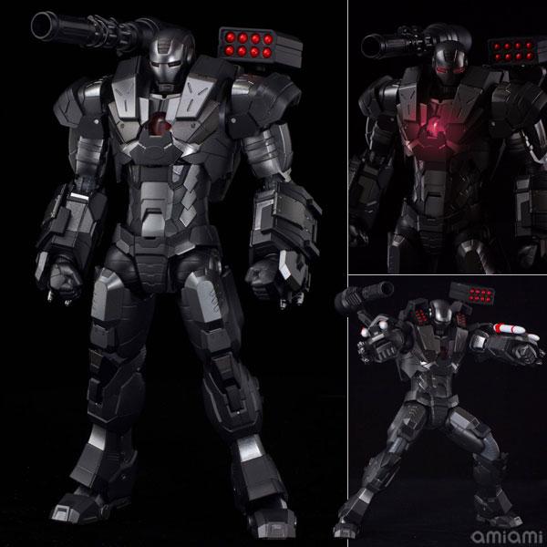 RE:EDIT IRON MAN #04 War Machine[千値練]【送料無料】《発売済・在庫品》