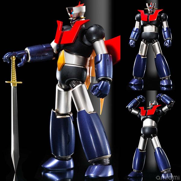 スーパーロボット超合金 マジンガーZ -鉄(くろがね)仕上げ- 『マジンガーZ』