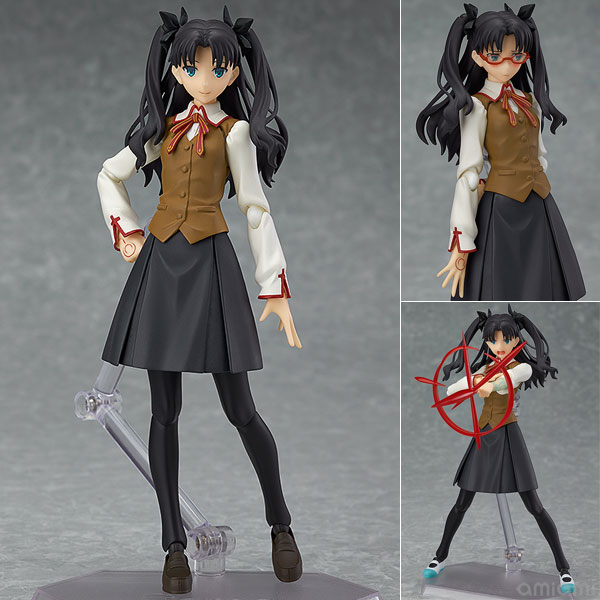 figma Fate/stay night Unlimited Blade Works]: Rin Tohsaka Pre order figma Fate/stay night Unlimited Blade Works]Figma