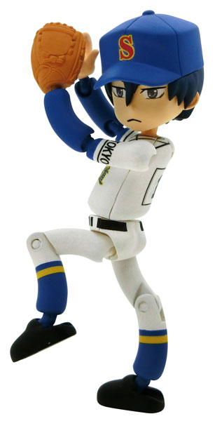 Yakudou Sotai PLAY GURE feat.Ace of Diamond PG10 Satoru Furuya Pre order feat.ダイヤのA PG10Scale Figure