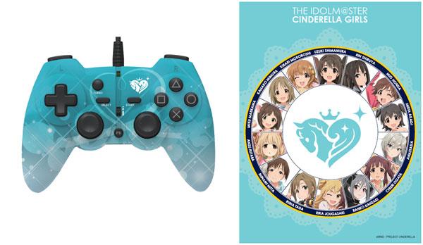 アイドルマスター シンデレラガールズ コントローラ for PlayStation3 シンデレラプロジェクトVer.[ホリ]《在庫切れ》