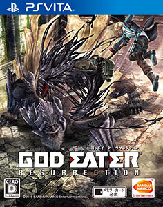 PS Vita GOD EATER RESURRECTION[バンダイナムコ]【送料無料】《在庫切れ》