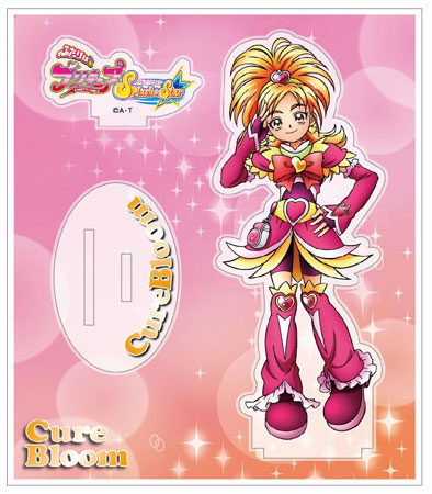 precure splash star acrylic stand cure bloom preorder 高清图片