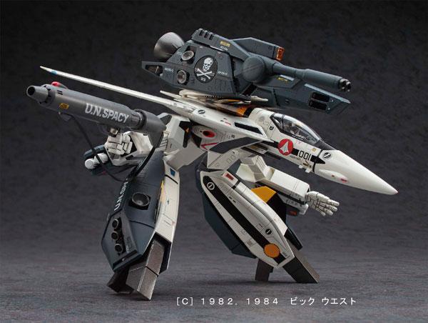 超時空要塞マクロス 1/72 VF-1S/A ストライク/スーパー ガウォーク バルキリー プラモデル(再販)[ハセガワ]《発売済・在庫品》