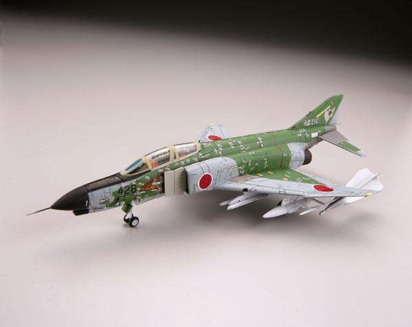 技MIX 航空機シリーズ 技AC121 1/144 航空自衛隊 F-4EJ 第301飛行隊(新田原・ミグシルエット)[トミーテック]《在庫切れ》