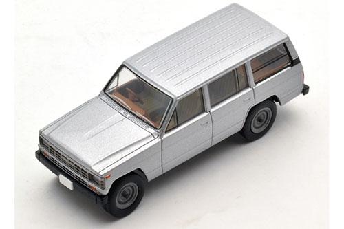 トミカリミテッド ヴィンテージ ネオ LV-N109a 日産サファリ エクストラバンDX(銀)[トミーテック]《発売済・在庫品》