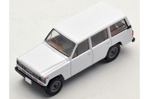 トミカリミテッド ヴィンテージ ネオ LV-N109b 日産サファリ エクストラバンDX(白)[トミーテック]《発売済・在庫品》