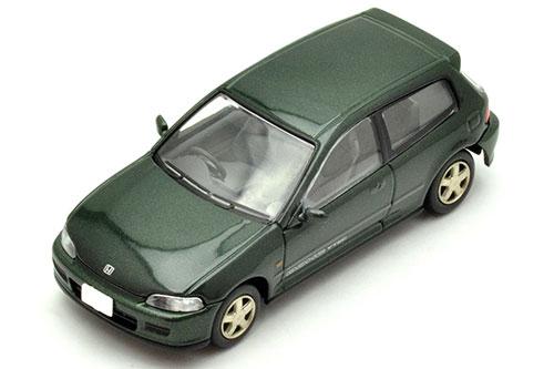トミカリミテッド ヴィンテージ ネオ LV-N48e Honda シビックSiR-S(緑)[トミーテック]《在庫切れ》