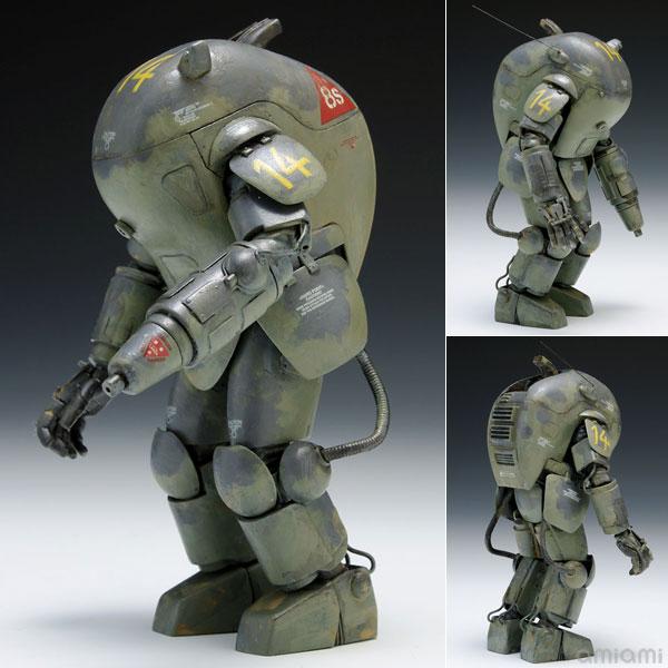 マシーネンクリーガー 1/20 Armored Fighting Suit Custom Type アーケロン プラモデル(再販)[WAVE]《在庫切れ》