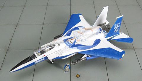 技MIX 航空機シリーズ 技〈限定〉ULT01 1/144 F-15GH アルティメットイーグル[トミーテック]《取り寄せ※暫定》