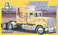 1/24 トラック&トレーラー U.S. SUPERLINER プラモデル(再販)[イタレリ]《08月予約※暫定》