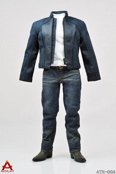 1/6 男性ステルスジャケットセット(ドール用衣装)[ACPLAY]《在庫切れ》