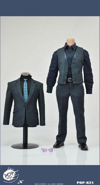 1/6スケール スタイルシリーズ アウトフィットセット(X21)(ドール用衣装)(再販)[POP Toys]《在庫切れ》