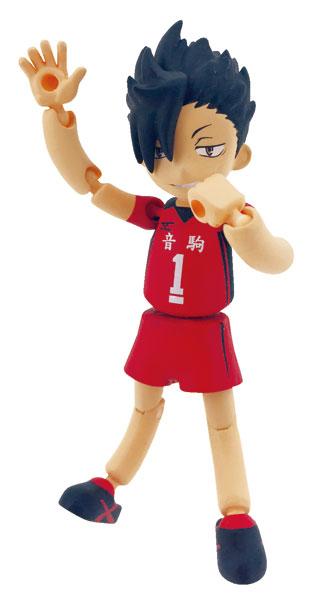 Yakudou Sotai PLAY GURE feat.Haikyuu!! PG15 Tetsuro Kuroo Pre order feat.ハイキュー!! PG15Scale Figure