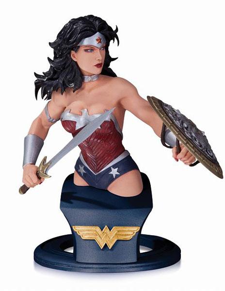 DCコミック スーパーヒーローズ/ ワンダーウーマン バスト[DCコレクティブル]《取り寄せ※暫定》
