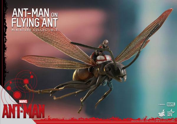 【ムービー・マスターピース COMPACT】『アントマン』 アントマン&アント[ホットトイズ]《在庫切れ》