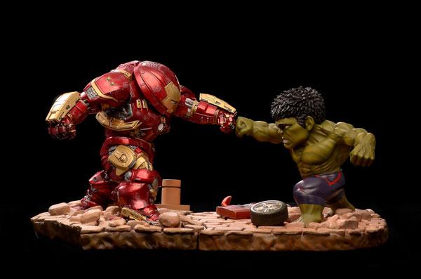 Egg Attack Avengers: Age of Ultron ハルクバスター vs ハルク[ビーストキングダム]【送料無料】《在庫切れ》