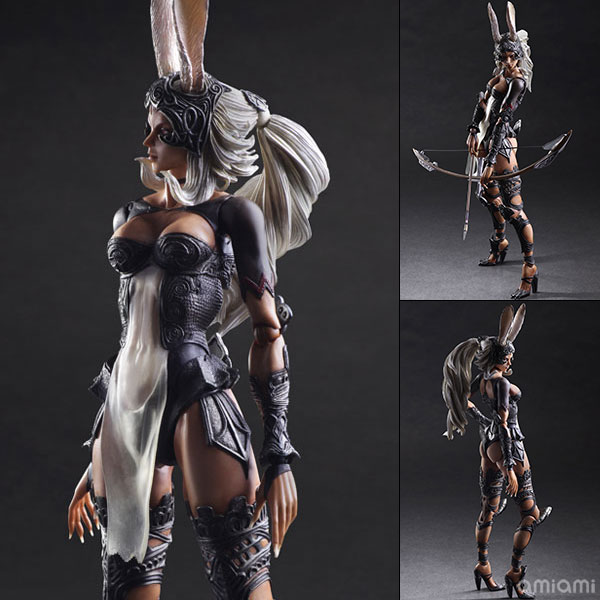 Play Arts Kai - Final Fantasy XII: Fran(Pre-order)プレイアーツ改 ファイナルファンタジーXII フランScale Figure