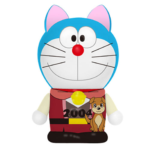 Variarts Doraemon 091 Doraemon: Nobita in the Wan-Nyan Spacetime Odyssey(Pre-order)ヴァリアーツ ドラえもん 091 ドラえもん のび太のワンニャン時空伝Scale Figure