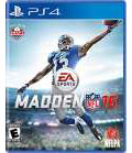 PS4 【北米版】Madden NFL 16[EA]《在庫切れ》