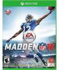 Xbox One 【北米版】Madden NFL 16[EA]《在庫切れ》