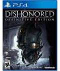 PS4 【北米版】Dishonored Definitive Edition[ベセスダ]《在庫切れ》