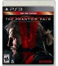 PS3 【北米版】Metal Gear Solid V The Phantom Pain[コナミ]《在庫切れ》