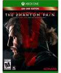 Xbox One 【北米版】Metal Gear Solid V The Phantom Pain[コナミ]《在庫切れ》